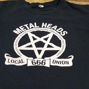 Tops - 666 T shirt